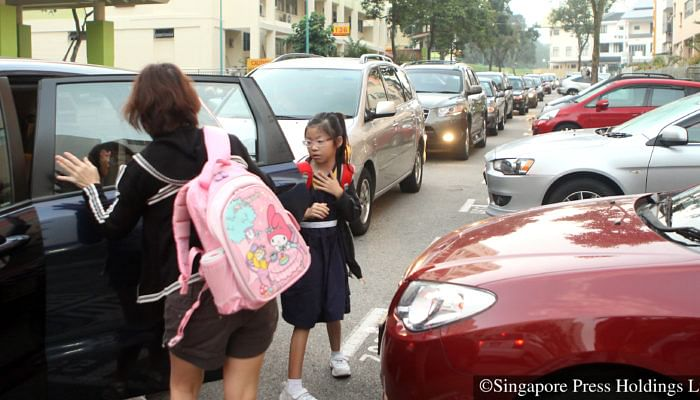 Carpooling your kids to school in Singapore just got easier Ryde