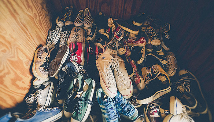 old-sneakers-and-shoes