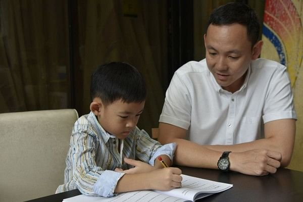 Meet the Singapore dads helping their kids enter Primary 1