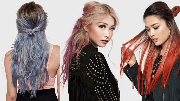 Temporary hair Dyes Are The Fastest, Cheapest Way To Refresh Your Hair Colour For CNY