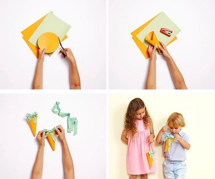 Easy Easter arts and crafts to make with your kids this weekend