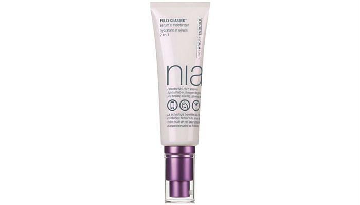 Nia Fully Charged Serum x Moisturizer, $74 (50 ml)