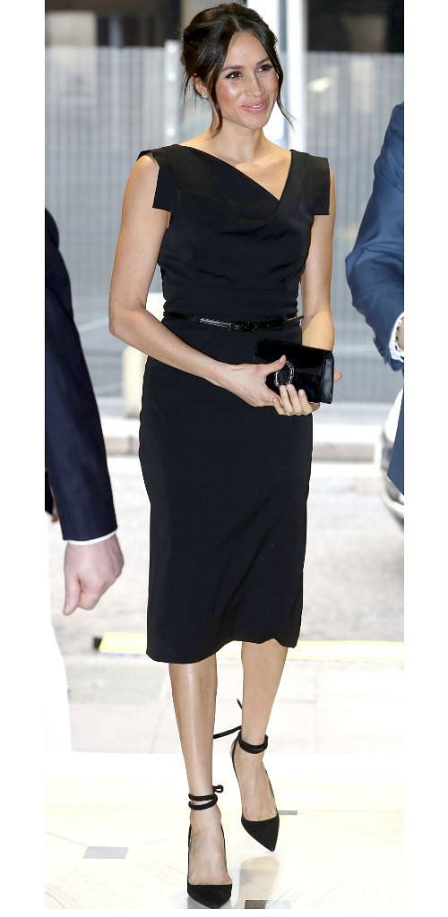 Recreate Our Fave Meghan Markle Look For Just Under $100!