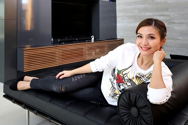 Inside Celeb Mum Vivian Lai's Stylish $8m Singapore Home