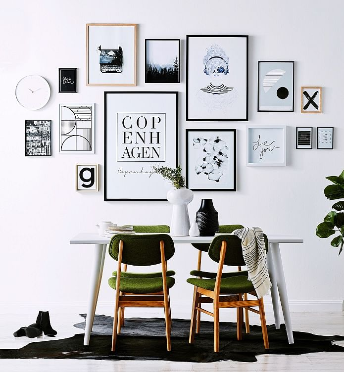 How To Style A Gorgeous Wall Gallery In Just 5 Simple Steps