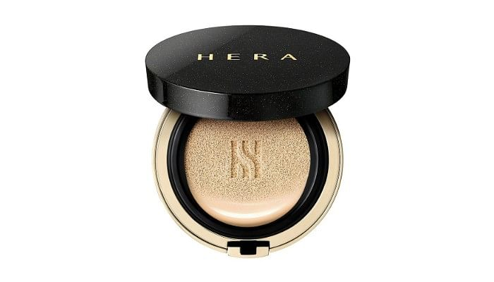 HERA Black Cushion SPF34 PA++, $75