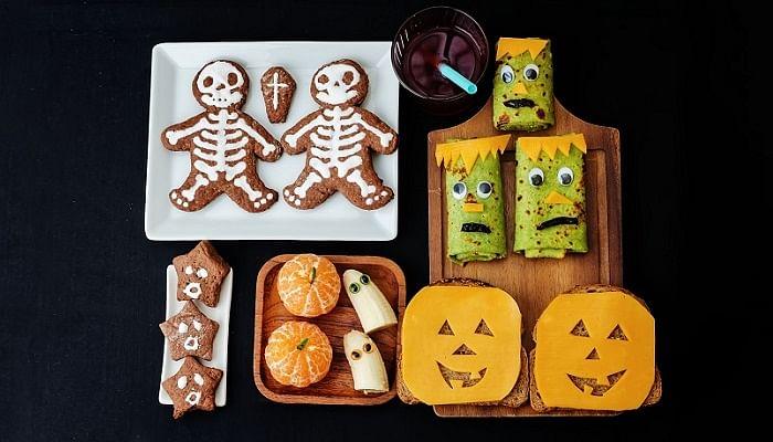 Easy & Fun Homemade Halloween-Themed Treats For Kids
