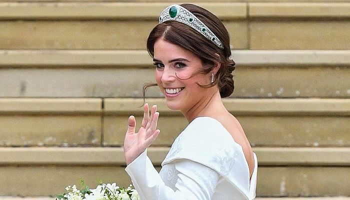 So THIS Is The Reason Why Princess Eugenie Wore An Open-Back Wedding Dress