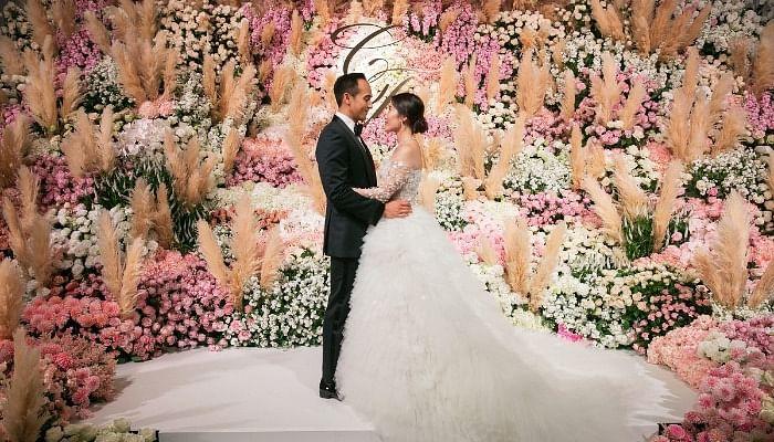 Inside Malaysian Heiress Chryseis Tan's Lavish Second Wedding In Kyoto, Japan