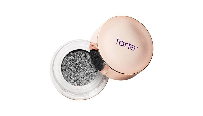 Tarte Chrome Paint Shadow Pot in Steel The Show, $32