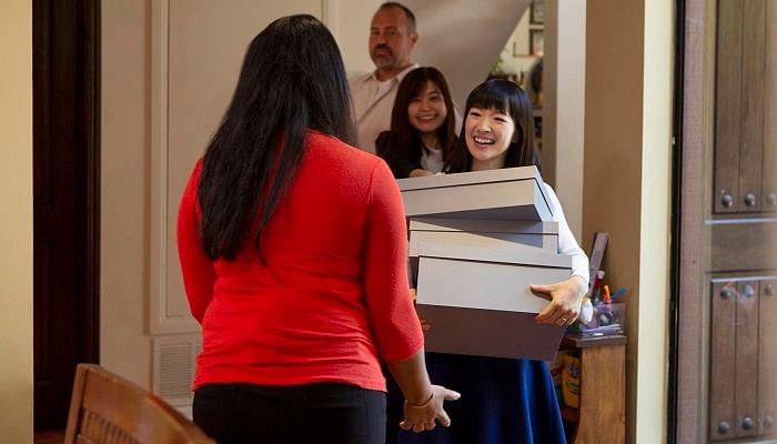 The Best Home Organisation Tips We Picked Up From Decluttering Guru Marie Kondo