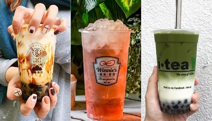 10 Places To Get Your Fix Of Fancy Bubble Tea Flavours Like Brown Sugar, Cheese & Matcha