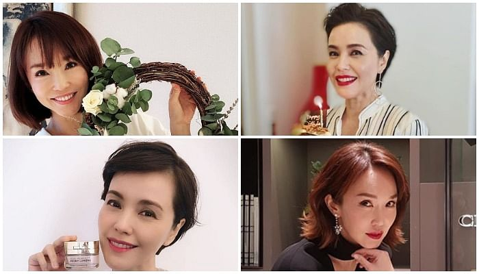 Celeb Hair Inspo: See How Zoe Tay & Fann Wong Work Their New Short Haircuts