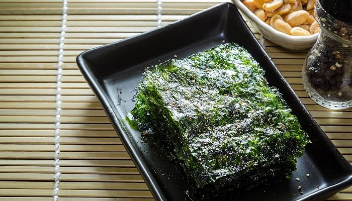 seaweed health benefits