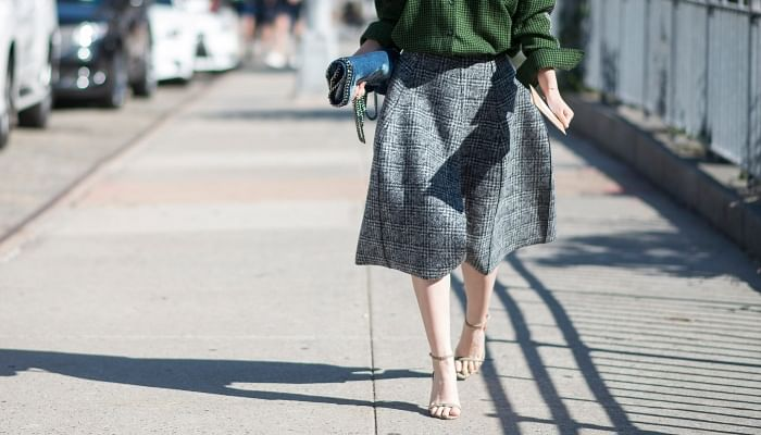 Are Your Skirts Making You Look Bigger? Here's How To Pick The Right Hem Length