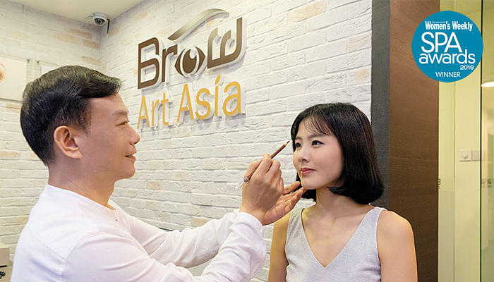 Brow Embroidery - Natural