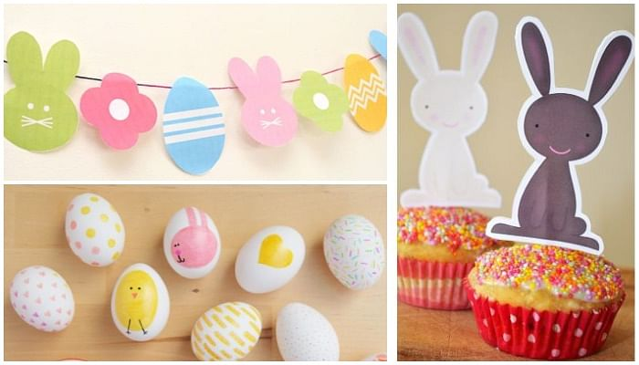6 Easy Ways To Decorate Your House For An Eggciting Easter & Beyond