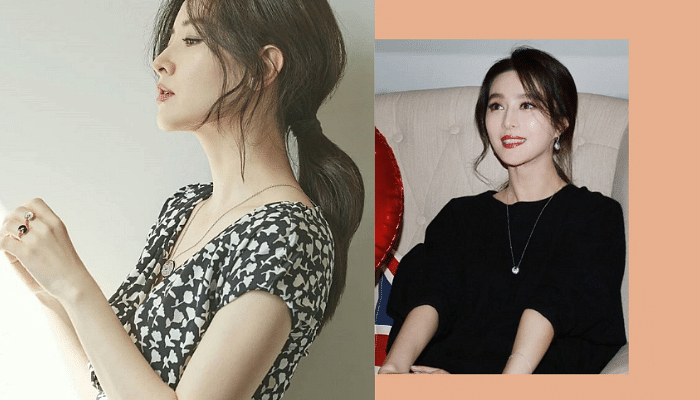 Lee Young Ae, Yoon Eun Hye & More Love The Chic Low Ponytail That Is Perfect For All Hair Lengths