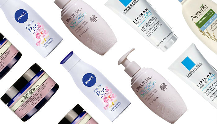 The Best Body Lotions That Willl Hydrate and Soothe Dry Patchy Skin - Featured