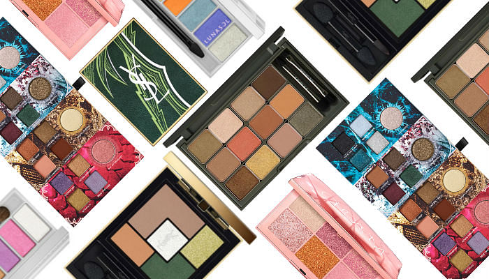 The Best New Eye Shadow Palettes You Should Buy - Featured