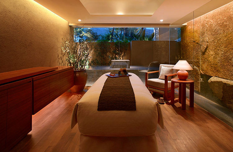 Damai Spa & Fitness - Treatment Room