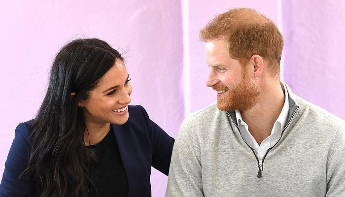 Meghan Markle Prince Harry Cutest Moments Anniversary