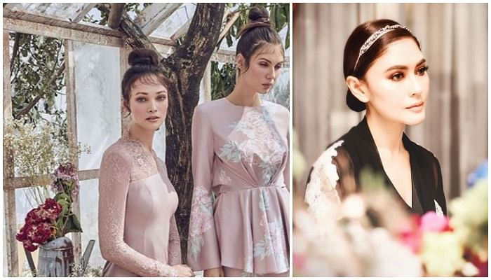 10 Updos To Beat The Heat During Hari Raya Visiting