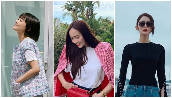 Hannah Quinlivan, Jessica Jung & More Celebs Flaunt Their Off-Duty Hair Looks