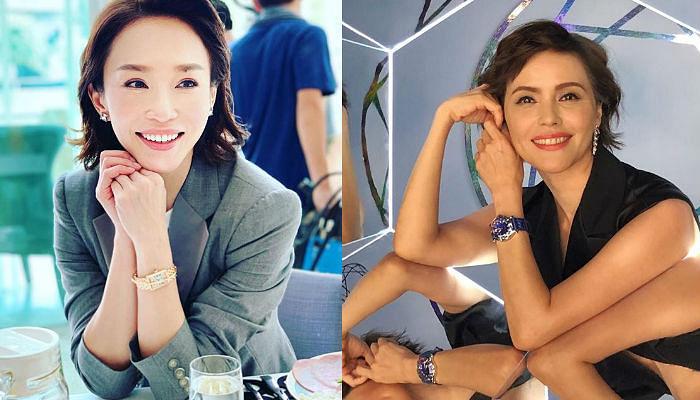 Asian Celebs Over 40 Share Their Best-Kept Beauty Secrets - Featured Fann Wong Zoe Tay