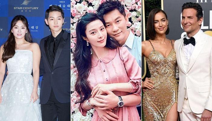 biggest celebrity splits of 2019