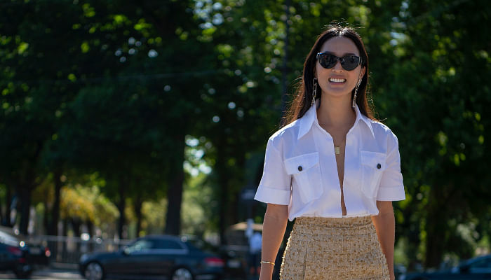 Check Out These 10 Upgraded White Shirts That Are Anything But Basic