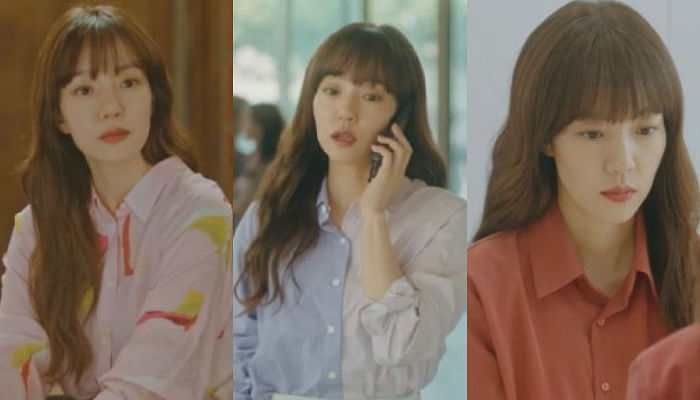 Steal Im Soo-Jung's Best Shirt Looks From Popular K-Drama