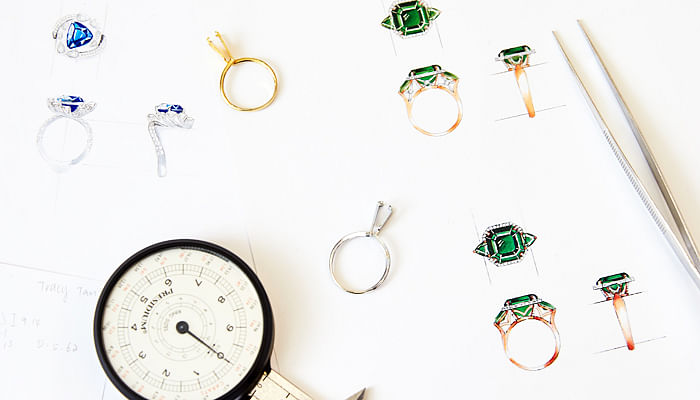 Check Out These Bespoke Heirloom Jewellery You'll Fall MADLY In Love With