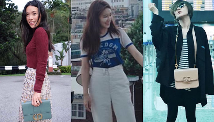 Rebecca Lim, Choi Sooyoung and Dee Hsu Show You How To Look Your Best In Casual Clothes