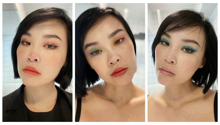 I Wore Crazy Eye Shadow Looks To Work For A Week And This Is How It Went - featured