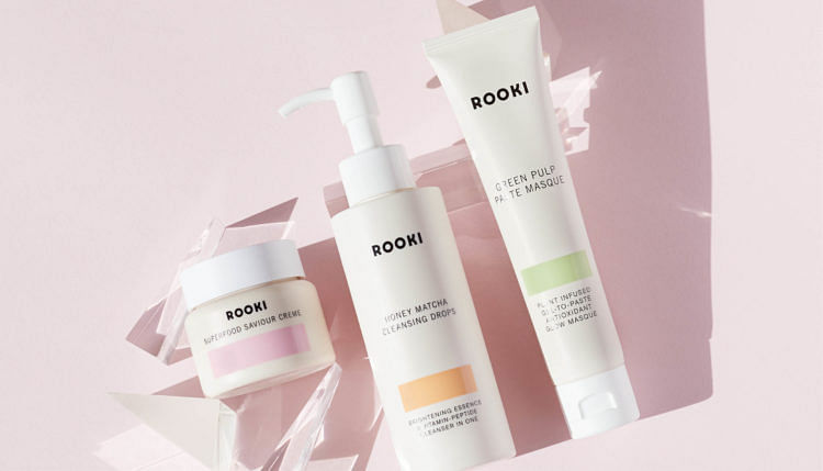 Singaporean clean beauty brand Rooki offers just three skincare products.