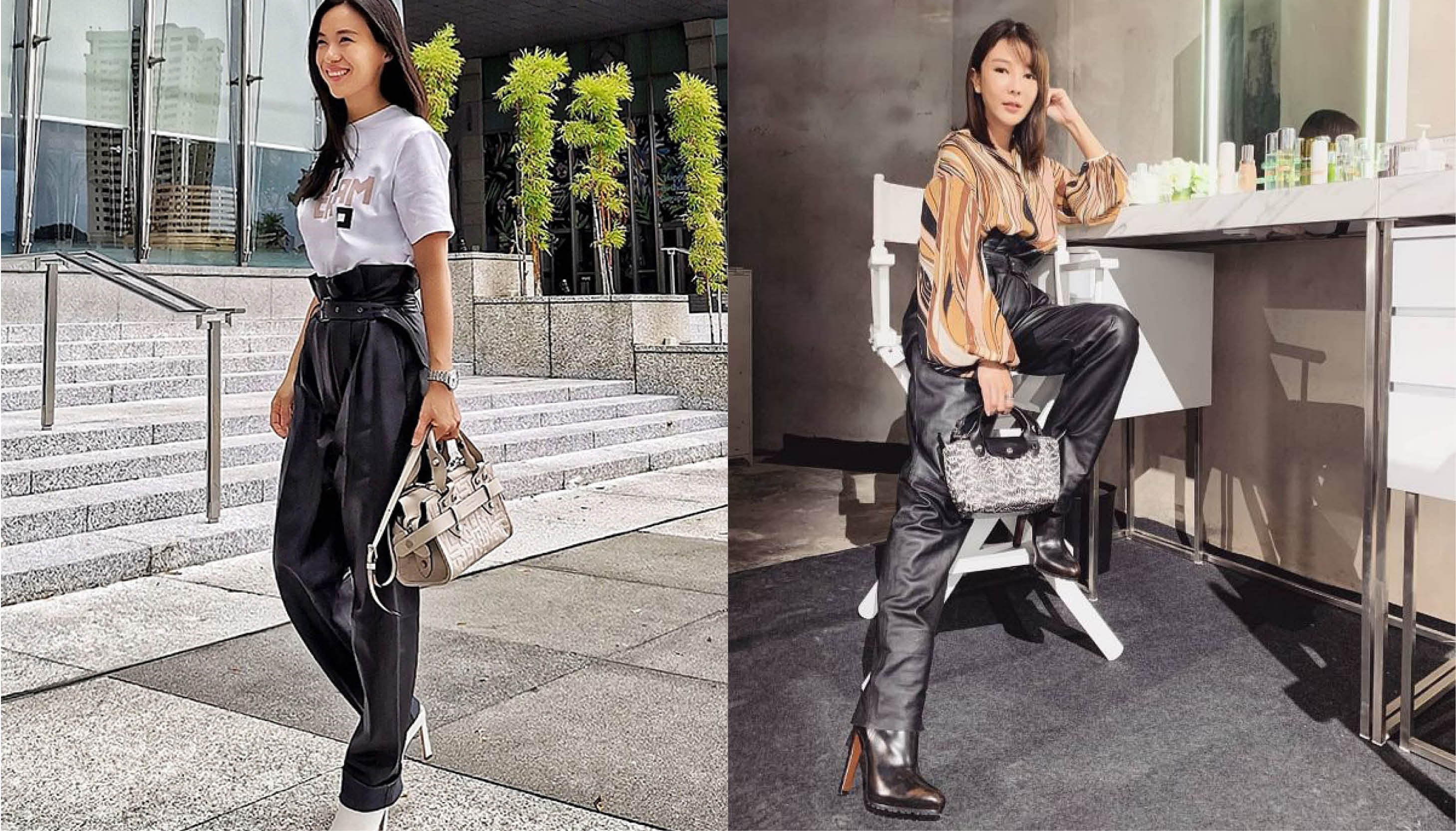 That Paperbag Pants Rebecca Lim and Tong Bing Yu Wore, and 8 Others to Try Now
