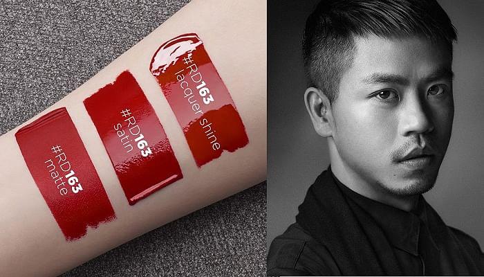 Anton Chuang, Shu Uemura Atelier Artist